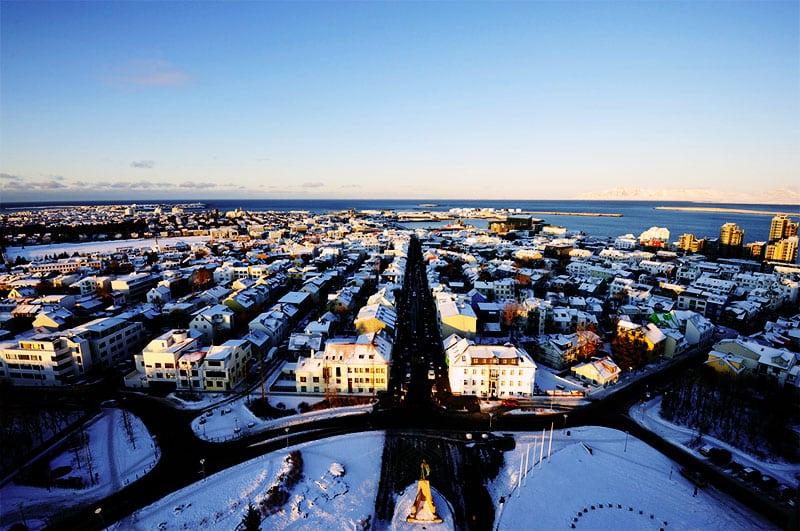 Reykjavík, Capital of Iceland