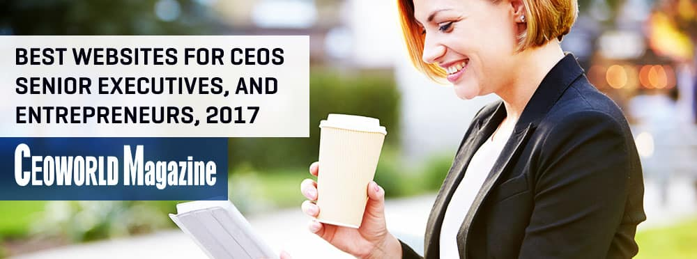 Best Websites For CEOs