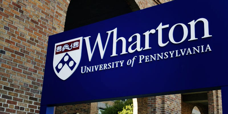 Wharton School at the University of Pennsylvania