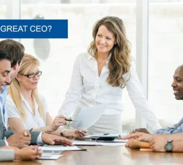 What Makes a Great CEO?