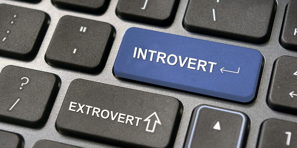 Introverts vs Extroverts