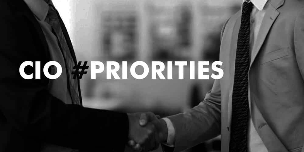 CIO Priorities