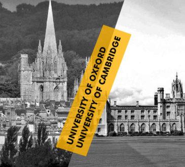 University of Oxford and University of Cambridge