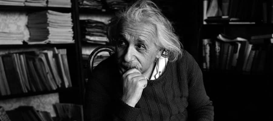 Albert Einstein's 40 Greatest Quotes
