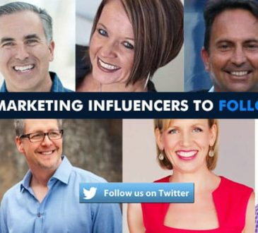 Social Media Marketing Influencers To Follow On Twitter