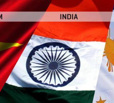 Vietnam India Philippines