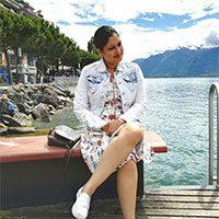 Nairita Goswami