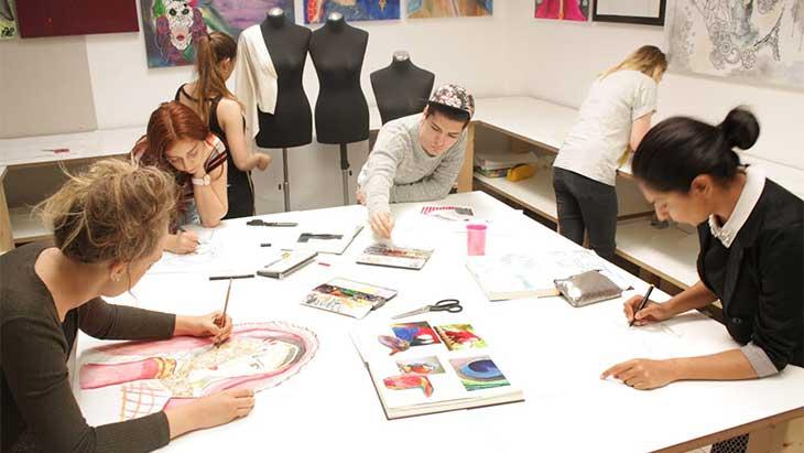 Best fashion schools world 47
