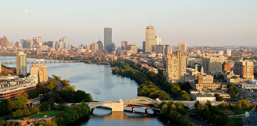 Boston has been named the top city in the United States for university students.
