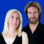 Avra Lyraki and Evan Fotis Georgoulakis