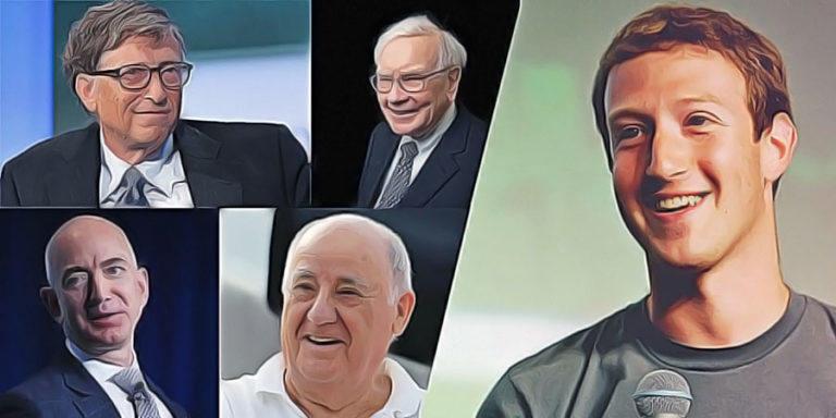 Rich List Index: The World's 500 Billionaires (Meet The