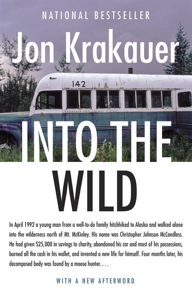 Into the Wild, John Krakauer