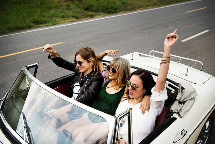 Trip with your best friends