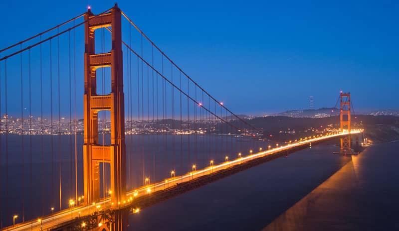 golden gate bridge opening