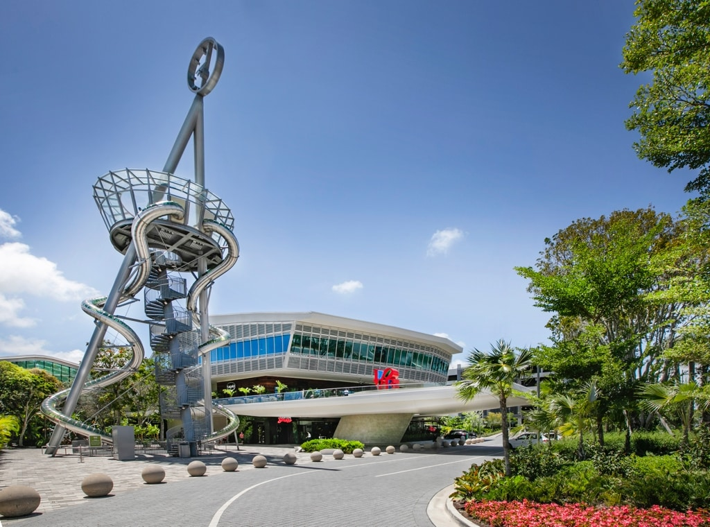 Aventura Mall in Miami