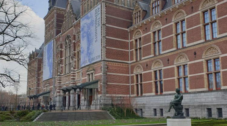 Rijksmuseum Museum, Amsterdam, The Netherlands