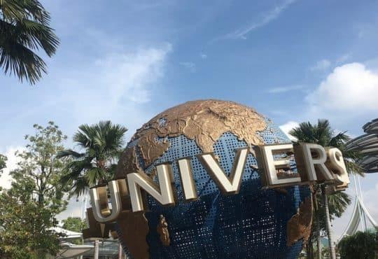 Universal Studios Singapore (Sentosa Island)