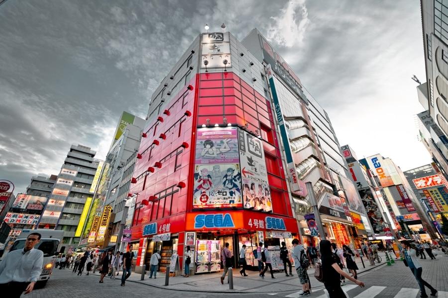 Akihabara, Taito, Tokyo, Japan