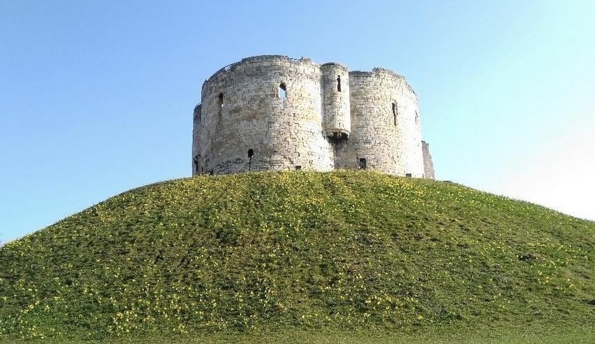 Clifford's Tower, York United Kingdom