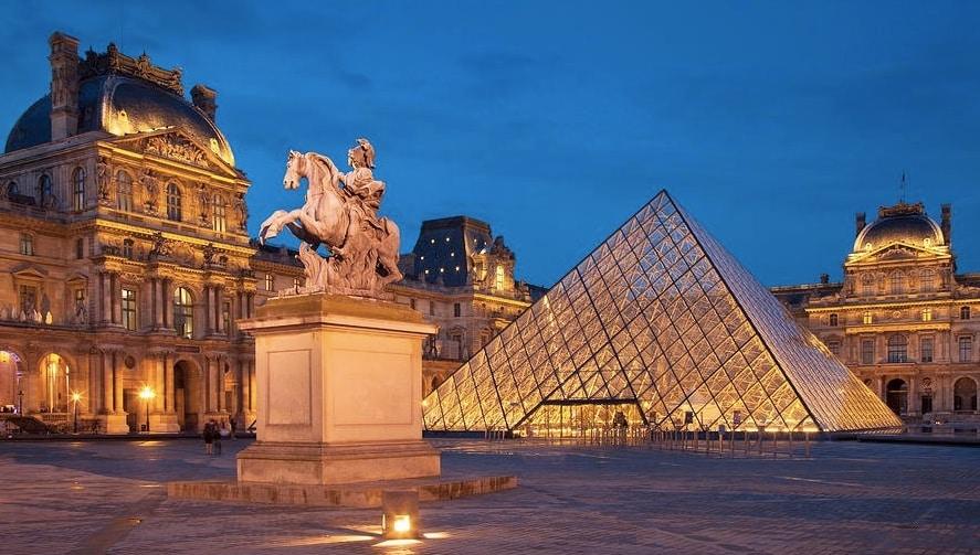 Louvre Museum (Paris), France