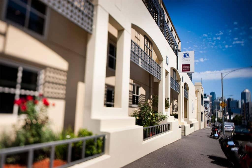 Melbourne Business School (MBS) Australia