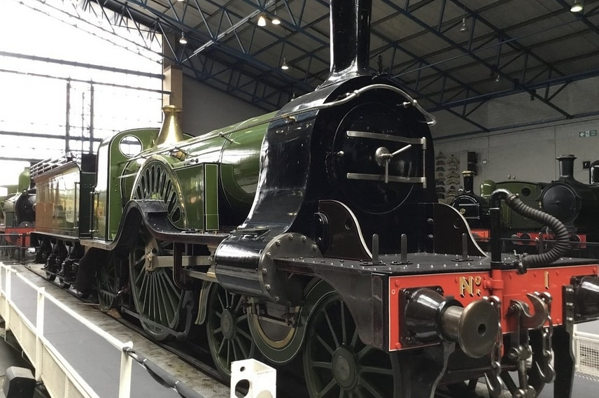 National Railway Museum,York United Kingdom