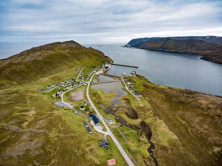 North Cape (Nordkapp) Finnmark, Norway