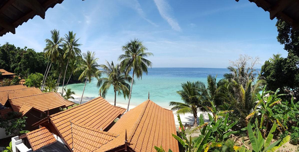 Pulau Lang Tengah Island, Malaysia