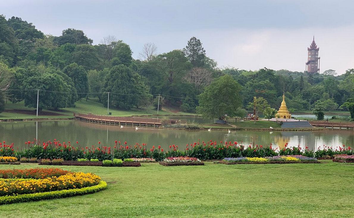 Pyin Oo Lwin (Maymyo), Myanmar