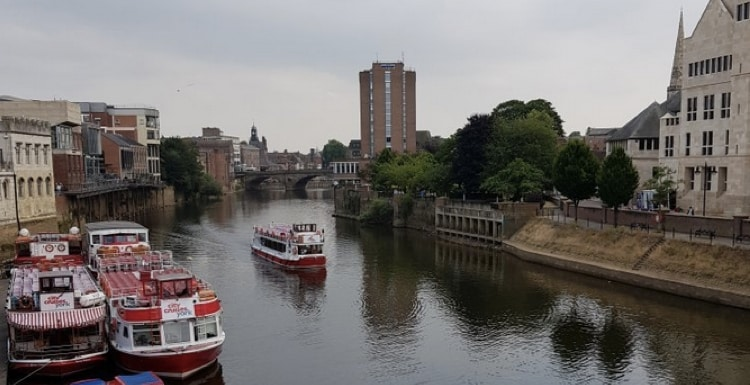 River Ouse, York, United Kingdom