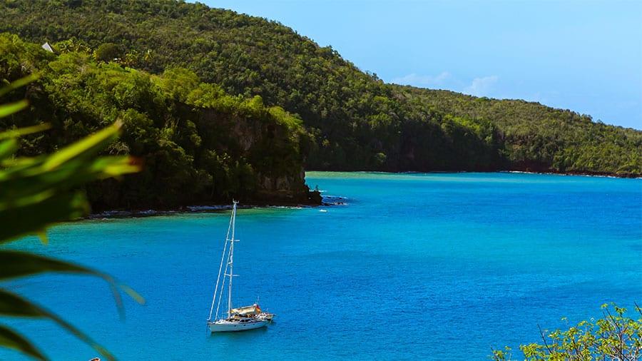 Saint Lucia Island, Caribbean