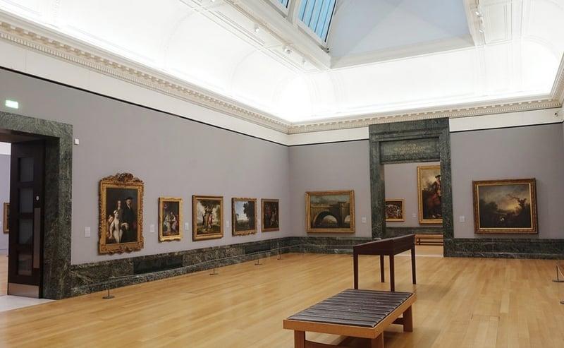 Tate Britain (London) UK