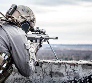 US Army Sniper Weapons