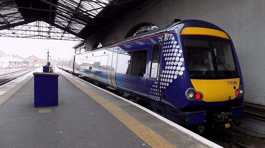 West Highland Railway (Glasgow), United Kingdom