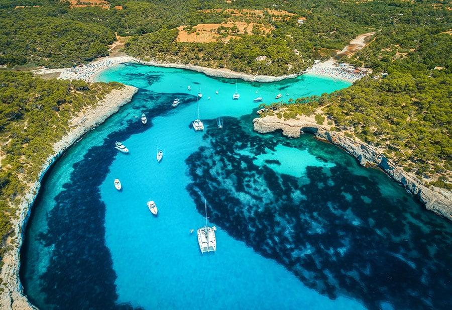 Yacht Charter in Mallorca (Majorca) Spain