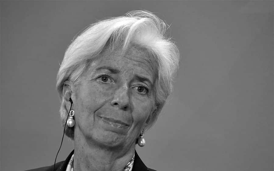 Christine Lagarde's ECB president role, good news for