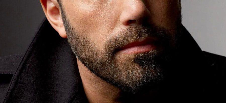 Man with the Short beard
