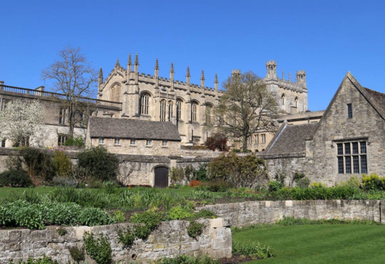 Said Business School at the University of Oxford