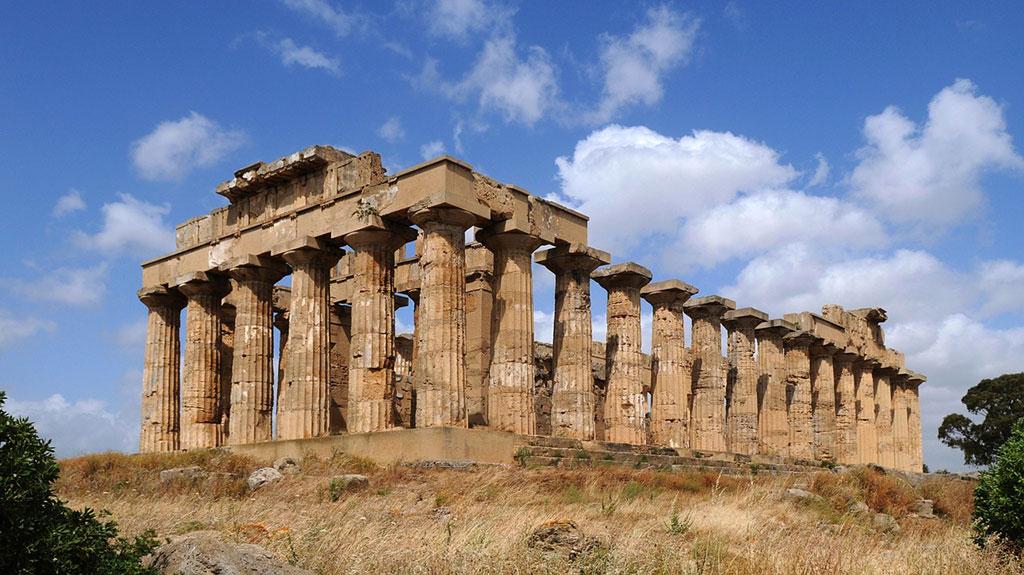 Selinunte, Sicily, Italy