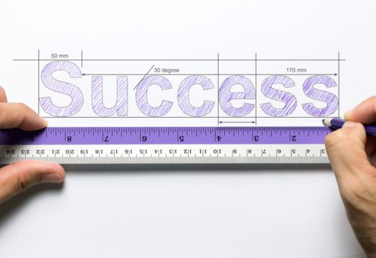 Measure success