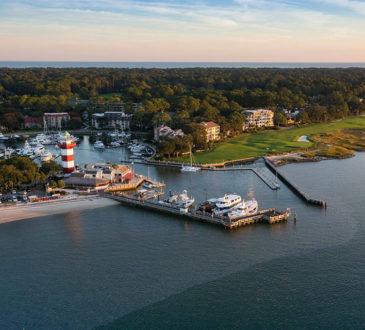 The Sea Pines Resort