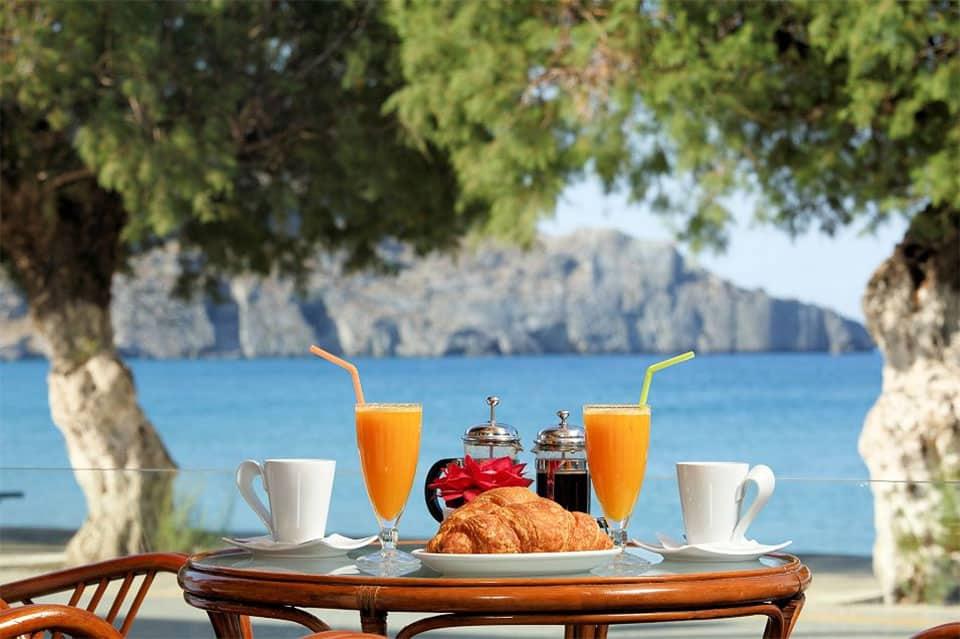Beach Hotel Livikon Plakias Crete
