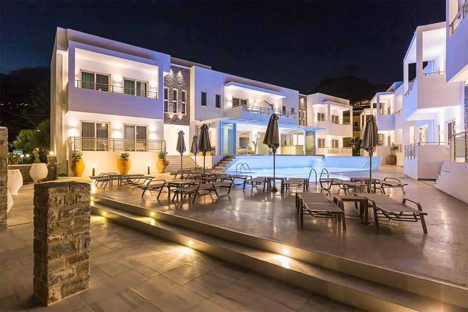 Cyano Boutique Hotel Plakias Crete