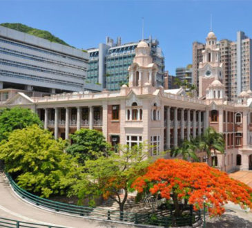 Faculty of Business and Economics at the University of Hong Kong
