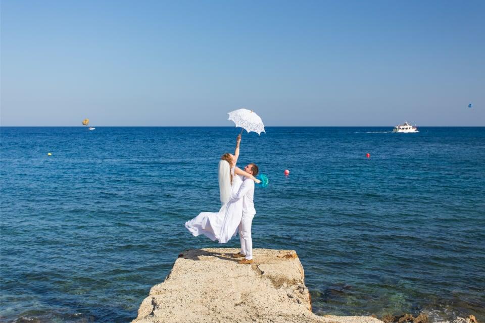 Halkidiki Greece Honeymoon