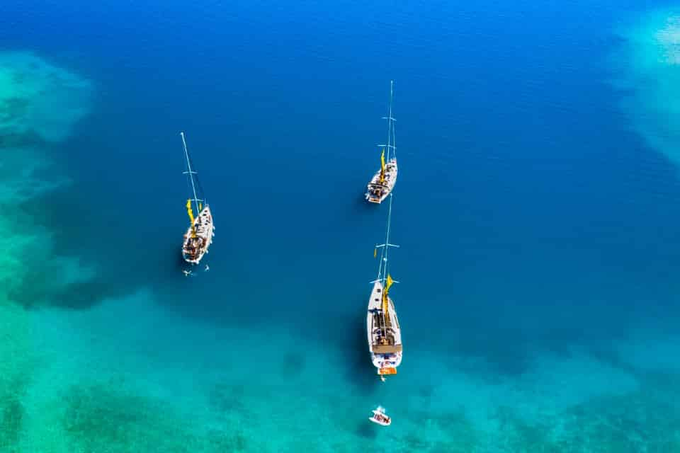Halkidiki Greece Yacht
