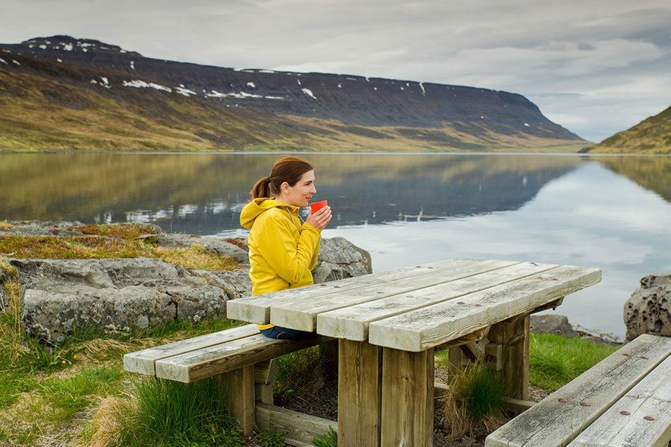 Iceland Woman