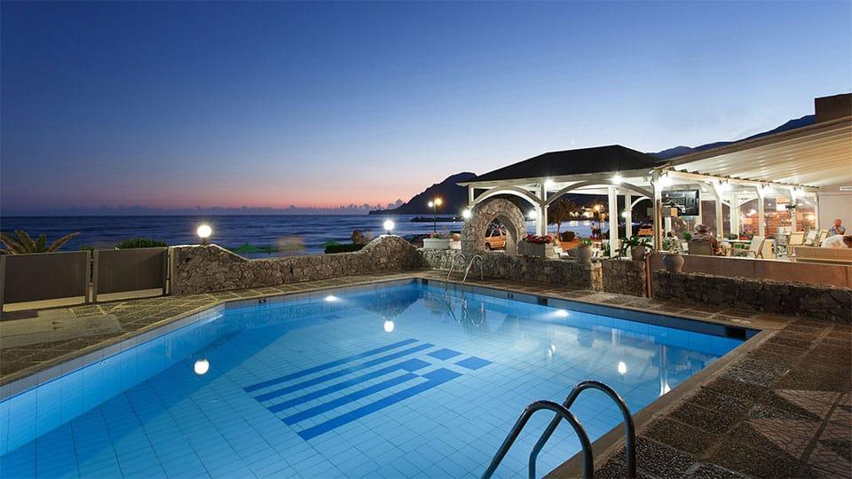 LAMON Hotel Plakias Crete