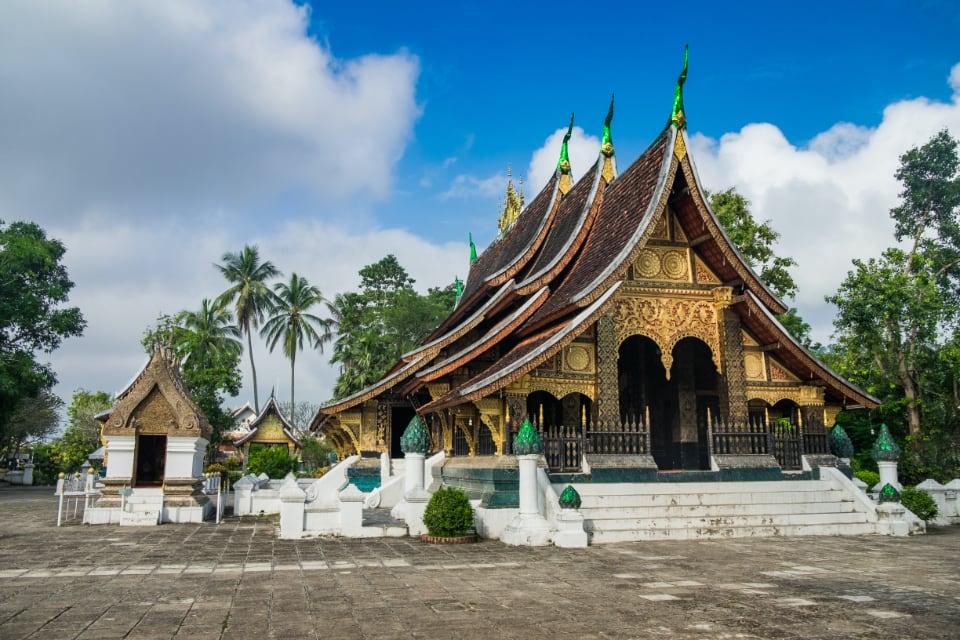 Luang Prabang Royal Palace, Laos