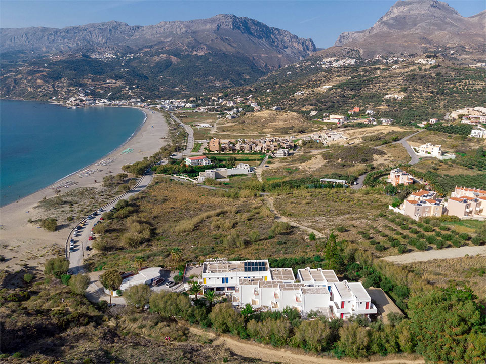 Plakias Bay Hotel Crete